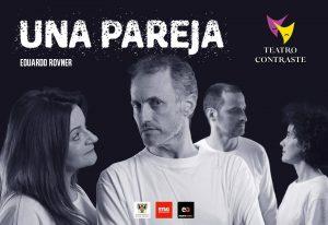 Teatro: Una pareja (qué es mío y qué es tuyo) @ Nuevo Teatro de La Felguera