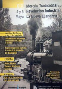 XIX Mercáu de la Revolución Industrial en La Nueva @ La Nueva