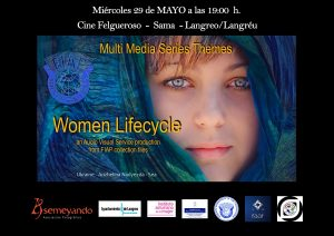 Cine: Women Lifecycle @ Cine Felgueroso