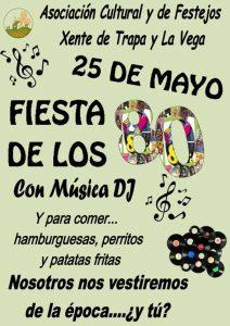 Fiesta de los 80's @ Casa Corsino