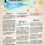 Fiestas del Corpus Christi en Ciaño 2019