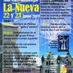 Fiestas San Luis Gonzaga 2019 en La Nueva (Langreo)