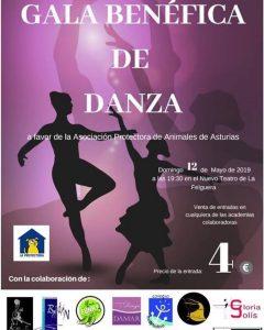 Gala benéfica de danza @ Nuevo Teatro de La Felguera