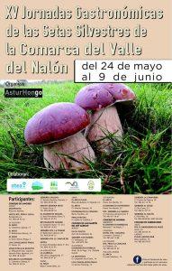 XV Jornadas Gastronómicas de las Setas Silvestres @ Establecimientos langreanos
