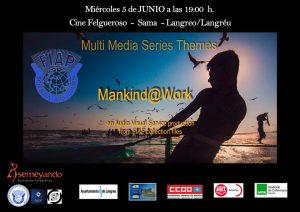 Cine: Mankind@work @ Cine Felgueroso