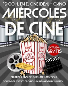 Miércoles de cine @ Cine Ideal