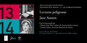 """Presentación de los números 13 y 14 de los """"cuadernos feministas"""" @ Sede Les Filanderes"""