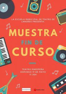Escuela de Teatro: Muestra fin de curso de la escuela municipal @ Nuevo Teatro de La Felguera