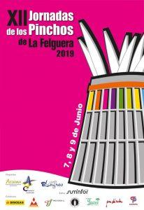 XII Jornadas de los pinchos de La Felguera @ Establecimientos hosteleros de La Felguera
