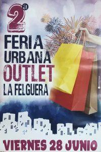 2ª Feria urbana outlet La Felguera @ Establecimientos de la Felguera