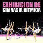 Exhibición fin de curso Gimnasia Rítmica Club Ares