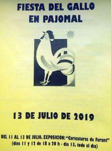 Fiestas del Gallo en Pajomal @ Pajomal