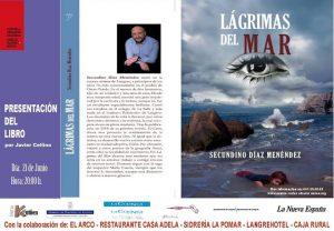 Presentación de libro: Lágrimas del mar