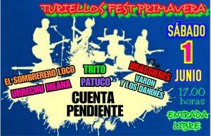 Turiellos Fest Primavera 2019 @ Locales Asociación de Músicos del Nalón