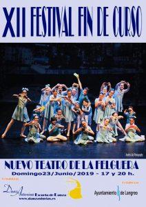 XII Festival fin de curso Danzasturias @ Nuevo Teatro de La Felguera