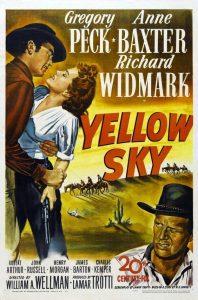 Cine: Cielo amarillo @ Cine Felgueroso