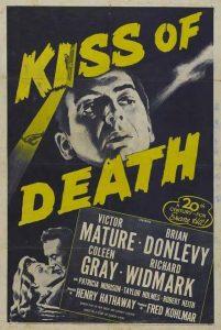 Cine: El beso de la muerte @ Cine Felgueroso