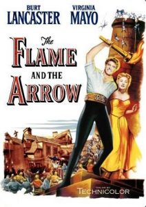 Cine: El halcón y la flecha @ Cine Felgueroso