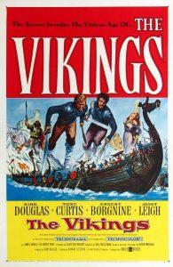Cine: Los vikingos @ Cine Felgueroso