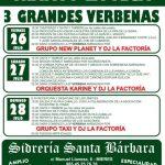 Fiestas de Trapa y la Vega 2019