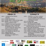Fiestas de San José Obrero en La Mudrera 2019