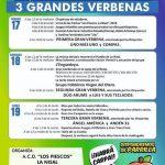 """Fiestas de """"Los Piescos"""" La Nisal 2019"""