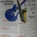 Fiestas de la Purísima Concepción en Barros - Langreo 2019