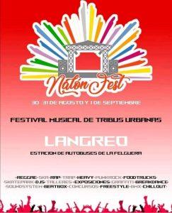 Nalón Fest 2019 @ Estación de autobuses de La Felguera