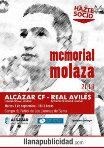 Memorial Molaza 2019 @ Campo de Fútbol de Los Llerones