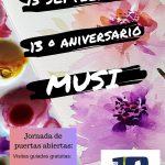 13º Aniversario del MUSI