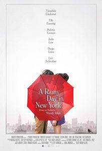 Cine: Día de lluvia en Nueva York @ Nuevo Teatro de La Felguera