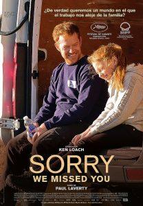 Cine: Sorry we missed you