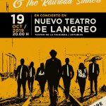 Concierto: John Paperback & The Railroad Sinners