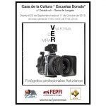 Exposición fotográfica: Una forma de ver-mirar