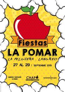 Fiestas del barrio de La Pomar 2019 @ Barrio La Pomar
