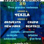 Fiestas de Langreo Centro 2019