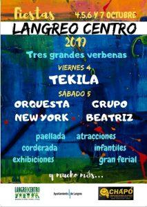 Fiestas de Langreo Centro 2019 @ Langreo Centro