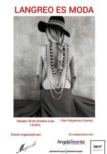 Langreo es moda @ Cine Felgueroso