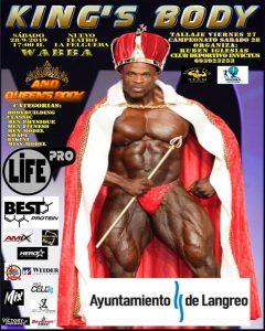 Open Queen and King's Body @ Nuevo Teatro de La Felguera