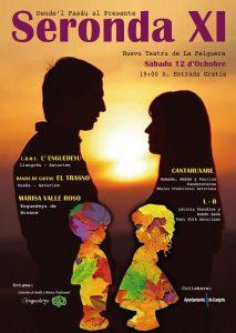 Seronda XI @ Nuevo Teatro de La Felguera