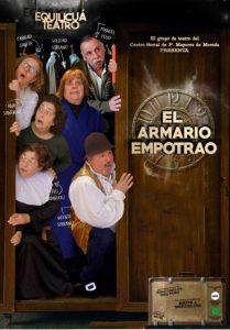 Teatro: El armario empotrao @ Nuevo Teatro de La Felguera