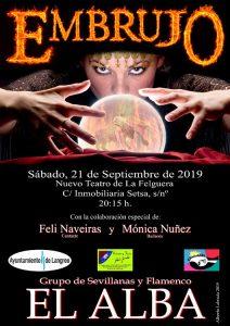 Teatro: Embrujo @ Nuevo Teatro de La Felguera
