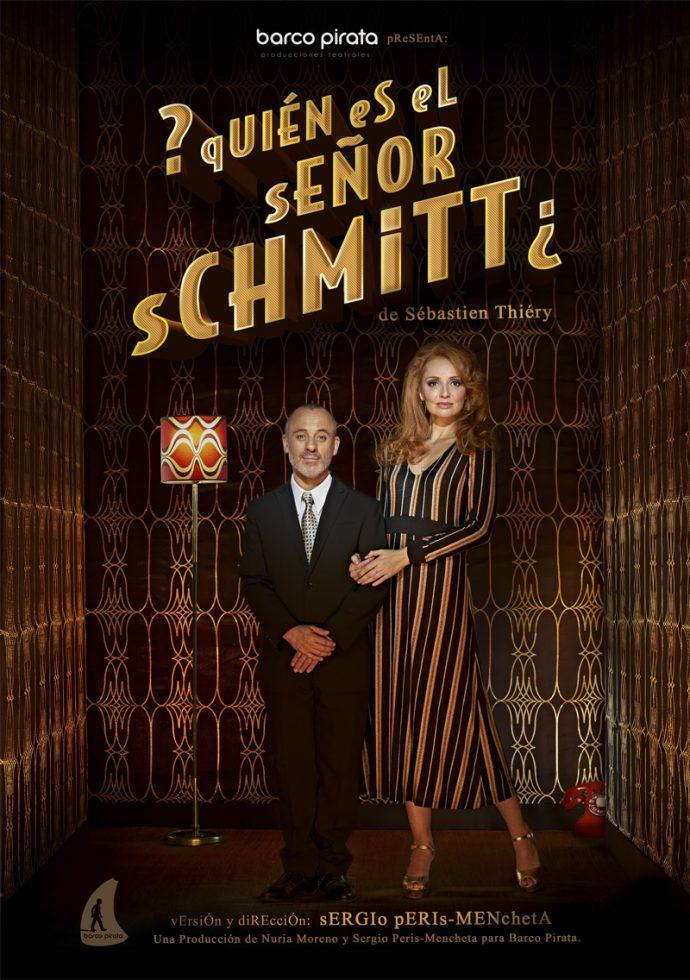 Teatro ¿Quién es el señor Schmitt?