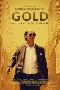 Cine: Gold, la gran estafa @ Cine Felgueroso
