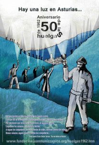 Cine documental: Hay una luz en Asturias... Testigos de la huelga de 1962 @ Cine Felgueroso