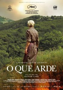 Cine: Lo que arde (V.O.S.E.) @ Cine Felgueroso