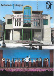 Concierto: Grupo vocal Amitié @ Casa de Cultura de La Felguera