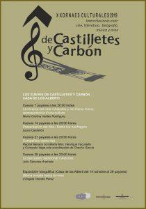"""Los Xueves de Castilletes y Carbón: Presentación del llibru """"Todos los naufragios"""" @ Casa de los Alberti"""