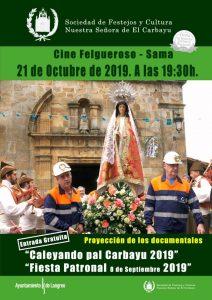 Proyección de documental: Caleyando pa El Carbayu 2019 @ Cine Felgueroso