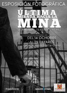 Exposición Fotográfica: Última mirada hacia la mina @ Casa de los Alberti